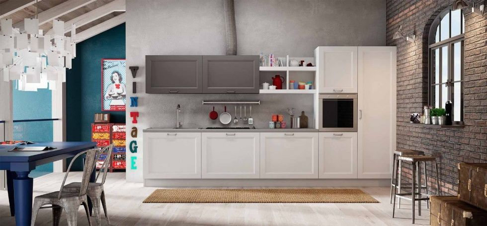 cucine moderne - Savina Mobili: Mobili per la casa - Avezzano